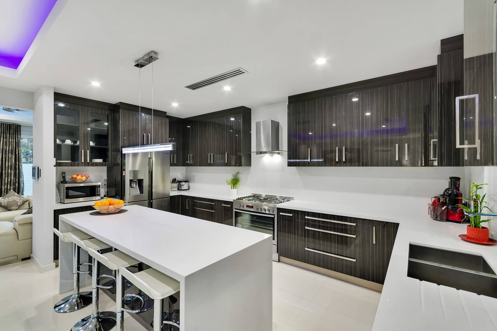 Kitchen tops at woodville