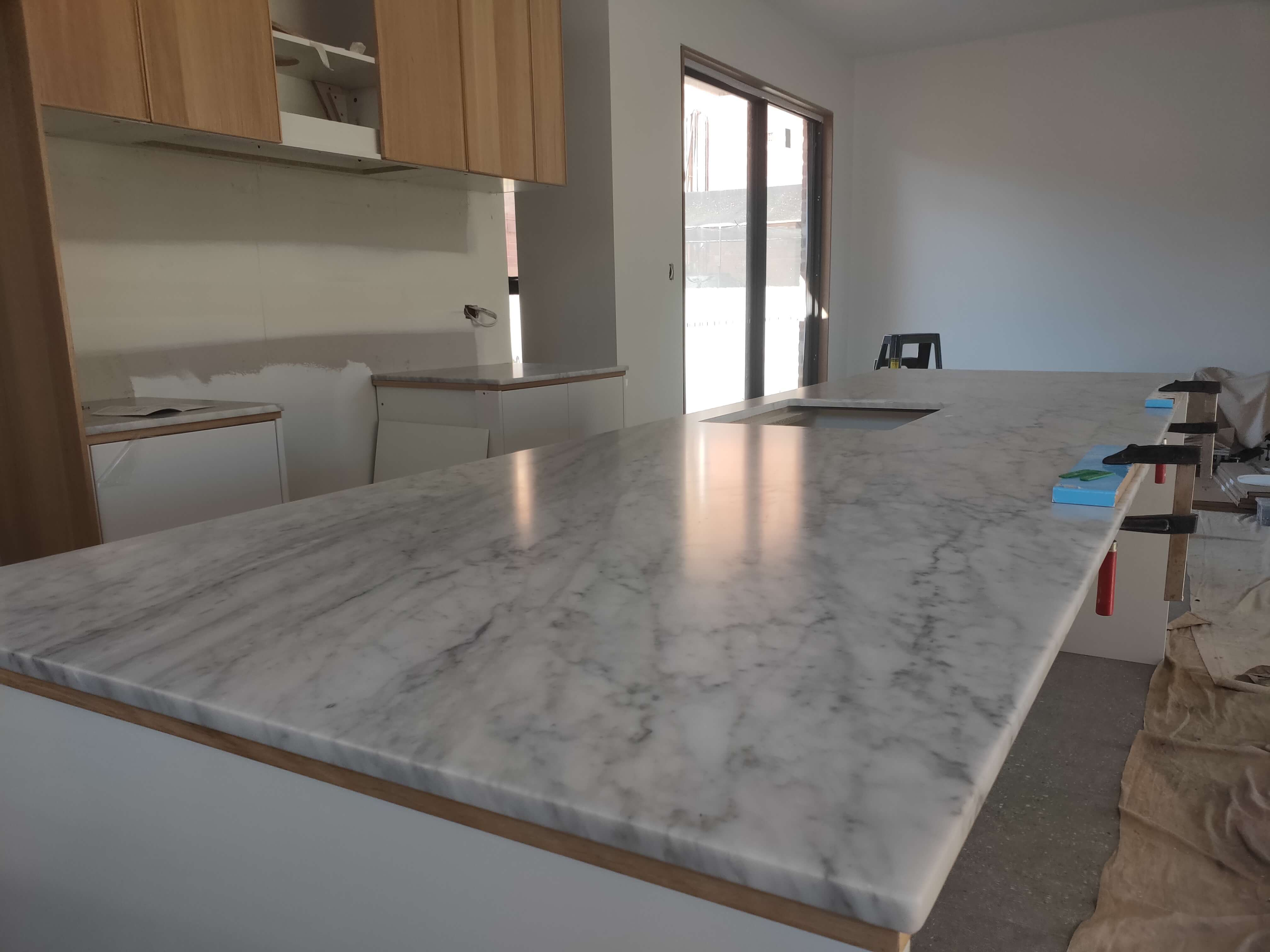 pure marble top at Cumberland